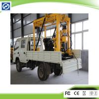 China New Design Popular in Overseas Market Well Drilling Rig on sale
