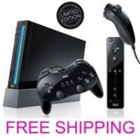 Buy cheap 1 NEW WII NINTENDO GAME CONSOLE SYSTEM 2 CONTRS W/GAMES product