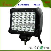 Buy cheap 72 Watt 7 Inch Four-Row LED off-Road Light Bar for 4X4 Vehicle product
