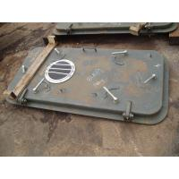 Weather Tight Marine Access Doors / 8mm Thickness Boat Cabin Doors