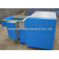 Buy cheap Garment Polyester Fiber Machine Adjustable Sphericity Size And Tightness Degree product