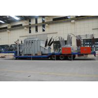 Buy cheap 132kv Prefabricated Mobile Transformer Substation Vehicle Mounted semi-trailer product