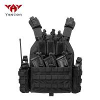 Buy cheap Multi - Functional 1000D Nylon Police Tactical Vest Expand Training Field Equipment product