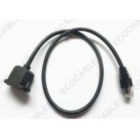 Buy cheap RJ45 Network Signal Cable, PVC Male To Female Extension Cable For Floor Care Machines product