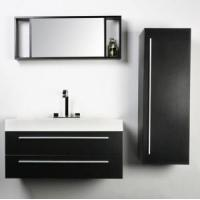 also Luxury Cl Ic Bathroom Cabinets With Double Sink Bathroom Vanity