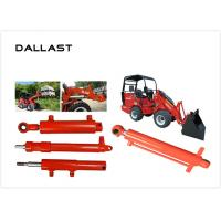 Buy cheap HS Code 8412210000 Farm Hydraulic Cylinders Double Acting Chrome Piston Type product