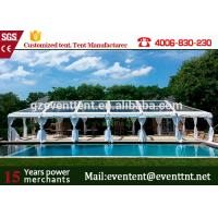 Buy cheap Customized Big Outdoor Christmas Wedding Party Event Tent Water Proof from Wholesalers
