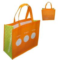 Buy cheap Promotional Non Woven Drawstring Backpack Bag product