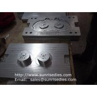 CNC Machining aluminium hot press dies