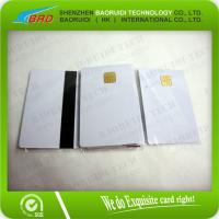 China RFID Card with Magnetic Strip PVC Plastic Hico/Loco Magnetic Card on sale