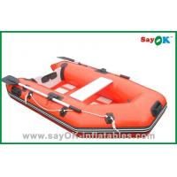 Buy cheap Commercial Red PVC Inflatable Boats Custom Inflatable Product product