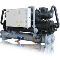 Low-temp Industrial Water-Cooled Screw Chiller For Injection Machinery