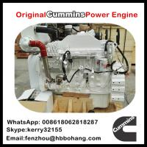 6cta8 3 m220 dongfeng 164kw turbocharged diesel marine for Diesel marine motors for sale