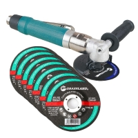 """Buy cheap Angle Grinder 4.5"""" X 1/8"""" X 7/8"""" 80M/S Stone Cutting Discs product"""