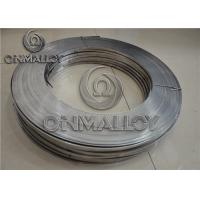 Buy cheap Small Quantity Available Ni35cr20 Strip Nicr35 / 20 Alloy Nichrome Resistance Wire from Wholesalers