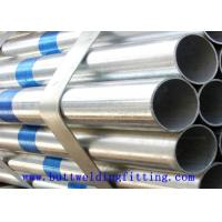 China 24'' STD ASTM A335 P11 Nickel Alloy Pipe / 12M Length ERW Steel Tube on sale