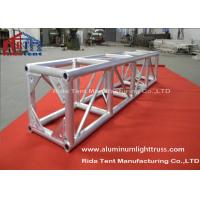 Buy cheap LED Screen Aluminum Dj Truss / Stage Truss Alloy Aluminum 6082-T6 Solid Structure product