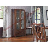 Buy cheap Solid wooden with Glass Door Sideboards for Wine Cabinet in Dining Room Furniture product