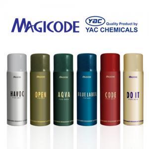 Buy cheap Long Lasting Perfume Body Deodorant Spray 150ML for Men product