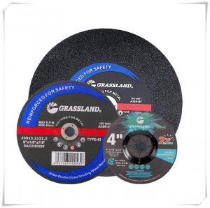 Buy cheap 230 X 3 X 22.23mm Metal Grassland MPA EN12413 Inox Grinding Wheel product