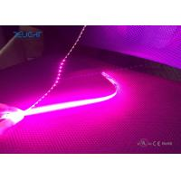 Buy cheap Copper Material 5050 RGB LED Strip Flexible Pink Color 1000 X 10mm 24VDC product