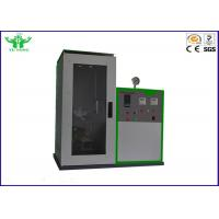 Buy cheap Medical Surgical Mask Flame Retardant Tester (800 ± 50) ℃ BS EN136-1998 product
