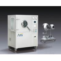 Buy cheap R&D Film Coating Equipment Pharma Lab Machinery Scale Up Layering 0.75 KW product