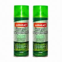 Buy cheap Mosquito Repellent Spray with Time Release Fragrance, Protect People's Health from wholesalers