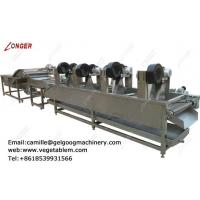 China Factory direct price fruit and vegetable washer and dryer line for sale on sale