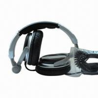 Buy cheap New Foldable Comfortable Headphones with 20Hz to 20kHz FR/25mW Rated Power/3.5mm Plug/57mm Driver product