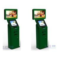 China Touch Screen Information Video Advertising Kiosks Displays Horizontal Or Vertical on sale
