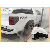 Buy cheap PE Masking Film Plastic Pre - Taped Masking Film Automotive Painting Protection Film product