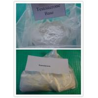 Buy cheap 99% Raw Hormone White Powder Testosterone Base CAS: 58-22-0 for Body-building from wholesalers