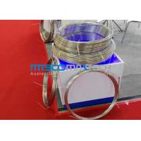 Buy cheap S30400 / 1.4301 Stainless Steel Coiled Tubing , Chemical Injection Tubing In Coil With No Joints product