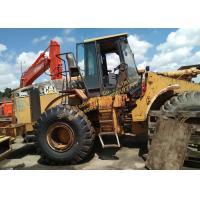 Buy cheap Caterpillar 966G Used Caterpillar Wheel Loader 2007 Year , 5000kg Rated Load product