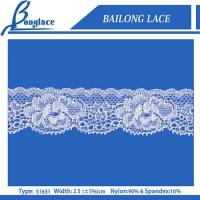 Buy cheap Stretchable lace trims for girls wearing lingerie product