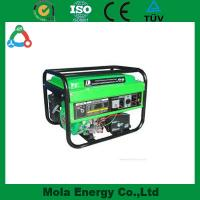 Buy cheap 3KW Mini szie portable biogas generator with AC single phase product