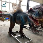 Buy cheap Amusement Park Products Animatronic Dinosaur Rides T-rex product