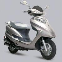 China 125CC Motor Scooter, Available with Wheel Base of 1,215mm on sale