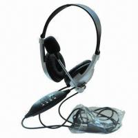Buy cheap Noise-canceling Headphones, Most Suitable for Online Customer Service Chatting from wholesalers