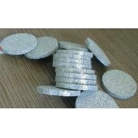 Buy cheap powder sintered inconel 600 filter elemnets product