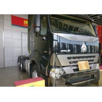 Buy cheap 10 Wheels Sinotruk HOWO A7 Prime Mover Truck With 12.00R20 Tire product