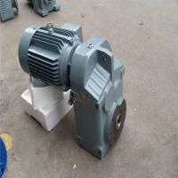 Buy cheap High Strength Speed Reducer Gearbox For Axis Parallelism / Positioning Bearing product