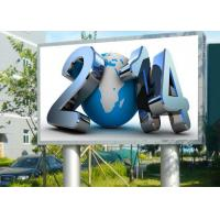 Buy cheap Long Service Life Full Color Led Message Board , P5 Outdoor SMD Led Display 1R1G1B product