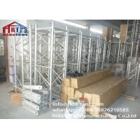 Buy cheap Durable Aluminum Club DJ Truss Tower / Line Array Speaker Truss System product