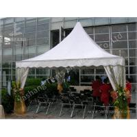 Buy cheap Sunshade High Peak Party Tent Gazebo Canopy With Transparent PVC Windows product