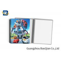 Buy cheap 3D Effect Cover 3D Lenticular Notebook Custom Day Weekly Planner Organizer product