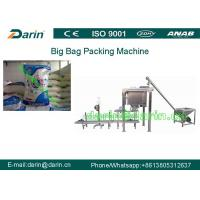 Buy cheap 5-50kg Fertilizer Salt Sugar Big Bag Packing Machine Stainless steel product
