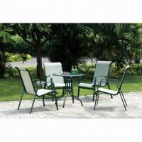 Outdoor Aluminum Patio Furniture Made Of Aluminum Frame And Textile Mesh Durable 97195388