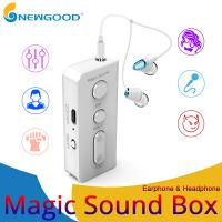 Buy cheap Sound Voice Changer Magic Box Earphone Headphone for Live Show Youtube Facebook Ins Whatsapp We Chat Net Celebrity product